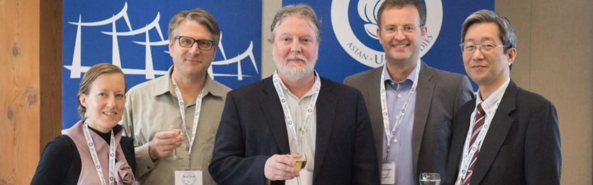 Reception Celebrating Induction of Joshua Mostow into Royal Society of Canada