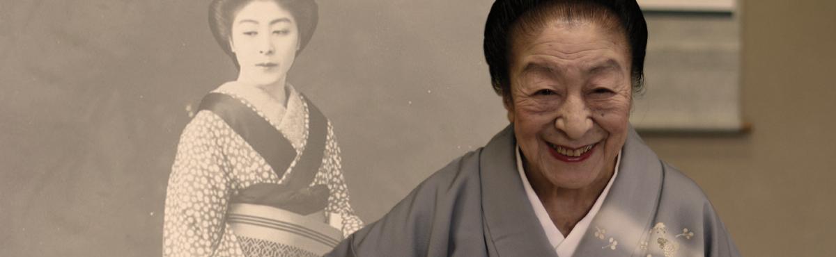 Minako Last Geisha of he Yoshiwara