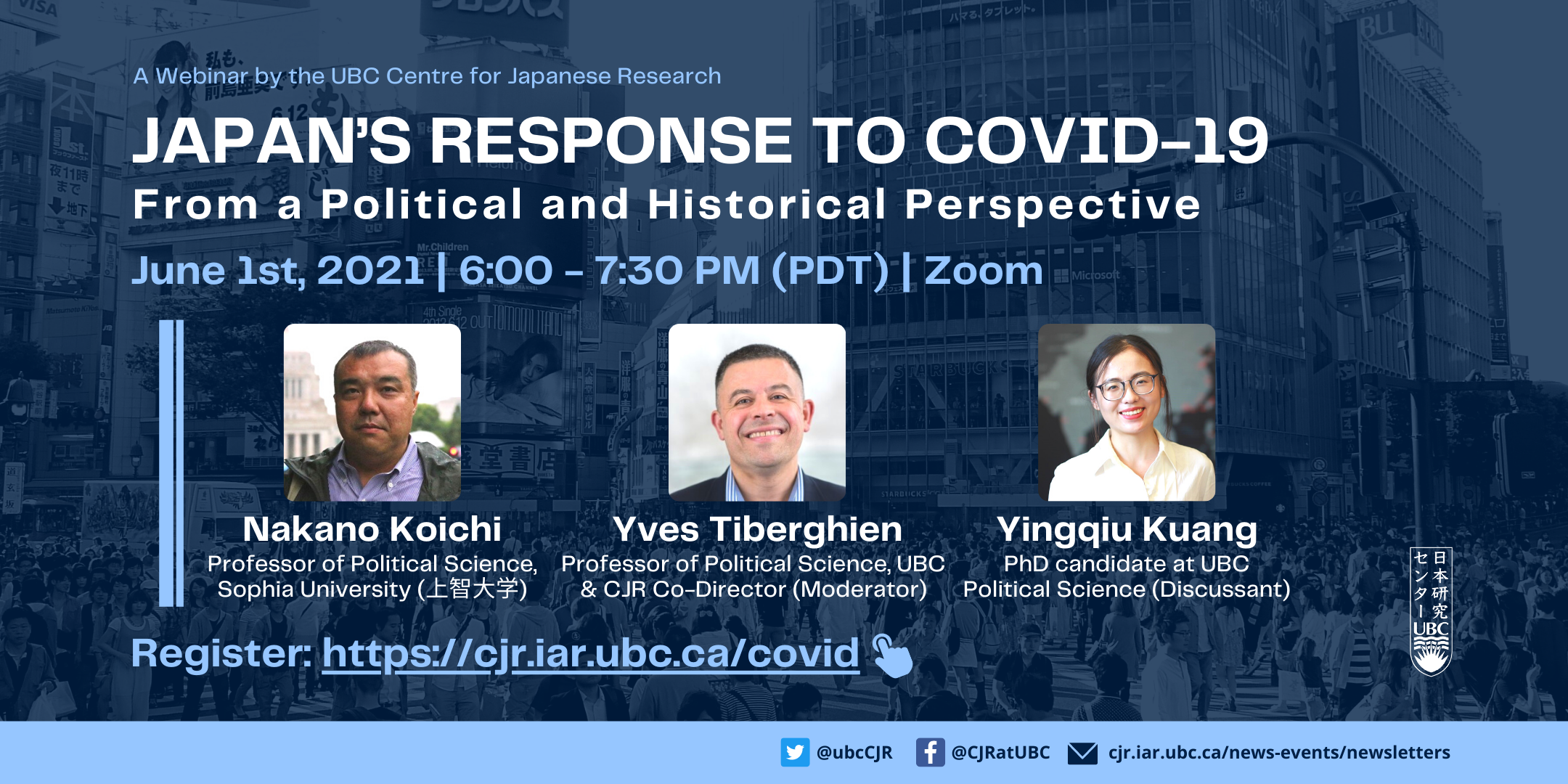 Japan's Response to COVID 19 from Political and Historical Perspective